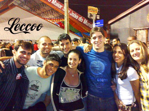 A turma do São João de Campina Grande